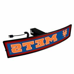 New York Mets Light Up Hitch Cover - LED Illuminated Trailer