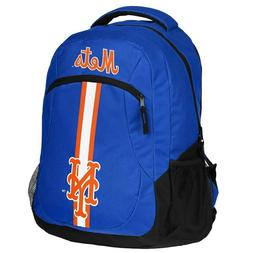 New York Mets Logo Action BackPack School Bag New Back pack