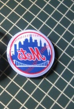 GOLF / New York Mets Logo Golf Ball Marker New!!