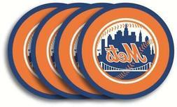 NEW YORK METS ~ Lot of  MLB Heavy Duty Vinyl Drink Coasters
