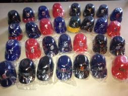 NEW YORK METS  Lot of 40 MLB MINI SNACK HELMET ICE CREAM BOW