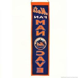 New York Mets Man Cave Banner 2018