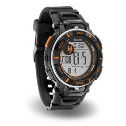 New York Mets Men's Power Digital Watch Sparo WTPOW5801