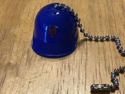 New York Mets Mini Helmet Handmade Fan Pull - Light Pull - M