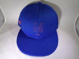 New York Mets New Era MLB 59FIFTY Fitted Baseball Cap Hat
