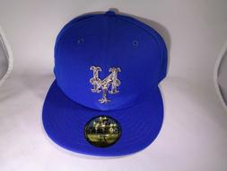 New York Mets New Era MLB 59FIFTY Fitted Baseball Hat Cap