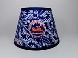 New York Mets MLB Baseball Cotton Fabric Sports Lamp Shade L