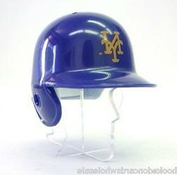 "New York Mets MLB Baseball Pocket Pro Mini Batting Helmet 2"""