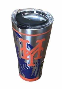 New York Mets MLB Baseball Tervis Stainless Steel Travel Tum