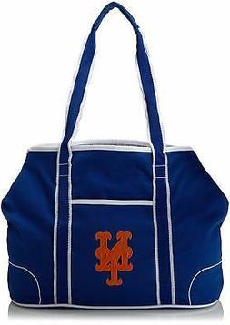 New York Mets MLB Concept One Blue Hampton Handbag Women's L