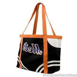 New York Mets MLB Canvas Bag Purse Beach Travel Tote Womens