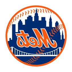 NEW YORK METS MLB MAGNET CAR~REFRIGERATOR~FILING CABINET~LOC