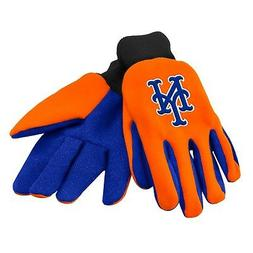 New York Mets Official MLB One Size glove by Forever Collect