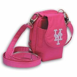 New York Mets MLB Purse Plus Pink Breast Cancer Phone ID Cas