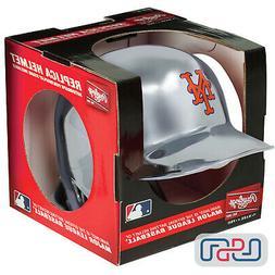 New York Mets Silver Chrome Rawlings Mini MLB Baseball Batti