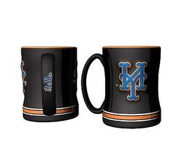 New York Mets Boelter MLB Relief Coffee Mug 14oz FREE SHIP!!
