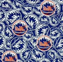 New York Mets   MLB   Window Valance  56 x 15   Handmade