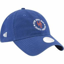 New York Mets New Era MLB Womens Team Ace Royal Blue Cap Hat