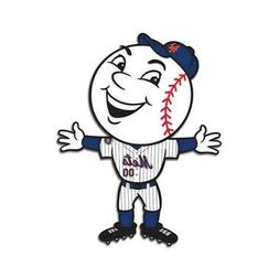NEW YORK METS MR. MET MASCOT BODY COLLECTOR PIN BRAND NEW WI