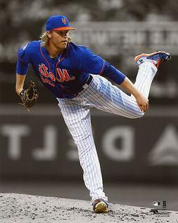 New York Mets NOAH SYNDERGAARD Glossy 8x10 Photo Baseball Pr