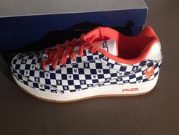 New York Mets NY Mens New Size 11.5 11 1/2 Tennis Shoes New