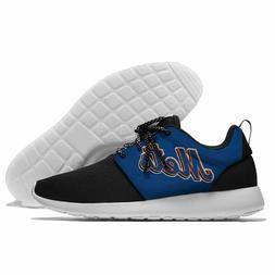 NEW YORK METS NY METS Men's Women's Lightweight Shoes Sneake