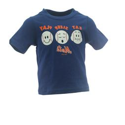New York Mets Official MLB Apparel Baby Infant Size T-Shirt