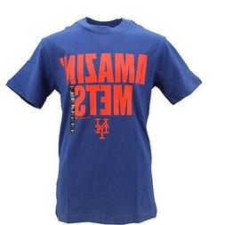 New York Mets Official MLB Genuine Apparel Kids & Youth Size