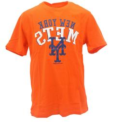 New York Mets Official MLB Genuine Apparel Kids Youth Size T