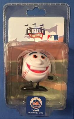 NEW YORK METS Official MLB Wind-Up Baseball Toy & Office Des