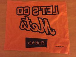 New York Mets Orange Rally Towel