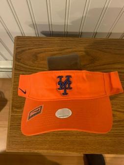 New York Mets Orange Visor