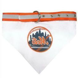 New York Mets Pet Collar Bandana