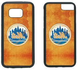 NEW YORK METS PHONE CASE COVER FITS iPHONE 7 8+ XS MAX SAMSU