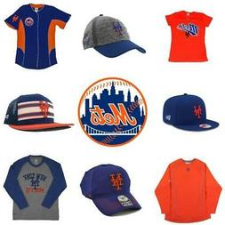 New York Mets Premium MLB Apparel Closeout - 280+ Items, $13