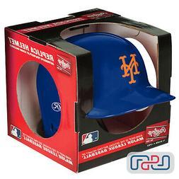 New York Mets Rawlings Mini MLB Baseball Batting Helmet