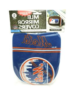 New York Mets Side View Mirror Cover Socks Car Truck Auto ML