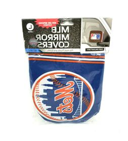 New York Mets Side View Mirror Cover Socks Car Truck Auto La