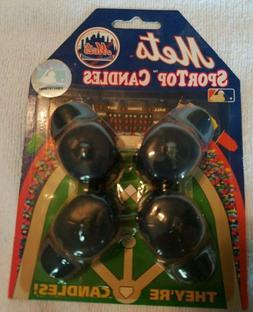 New York Mets SporTop Birthday  Candles