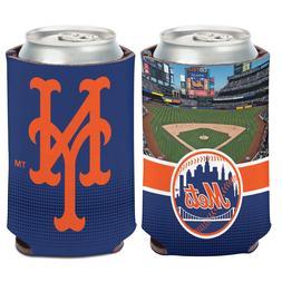 New York Mets Stadium Can Cooler 12 oz. Koozie