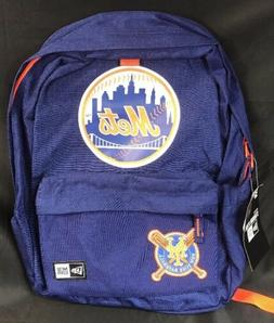 New York Mets New Era Stadium Pack Heritage Patch Backpack B