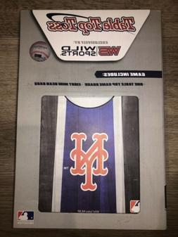 New York Mets Table Top Toss Wild Sports Major League Baseba