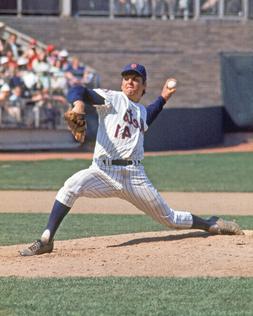 New York Mets TOM SEAVER Glossy 8x10 Photo Print Baseball Po