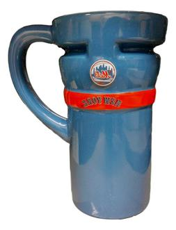 New York Mets Travel Mug Ceramic Coffee Cup with Lid
