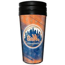 New York Mets Travel Mug / Tumbler For Hot & Cold Beverages
