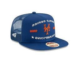 New York Mets New Era Vintage Champion Series Trucker Mesh 9