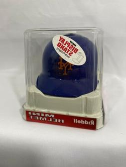 New York Mets Vintage Riddell Mini Helmet MLB NY Baseball Di