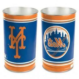 New York Mets Wastebasket 15 Inch