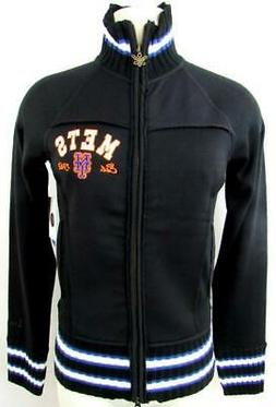 New York Mets Womens XS S L XL or 2XL Touch Full Zip Sweater