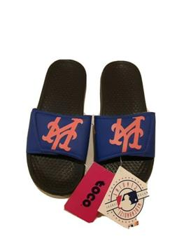 New york mets youth sandals size large